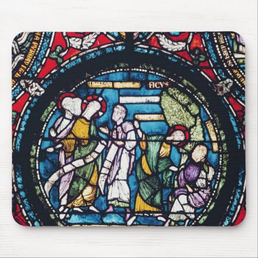Roundel depicting the Parable of the Fig Tree Mousepads
