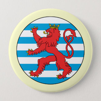 Roundel Luxembourg, Luxembourg Pinback Button