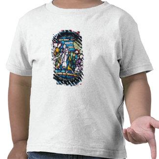 Roundel que representa la parábola de la higuera camisetas