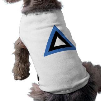 Roundel the Estonian Air Force, Estonia Dog Tee