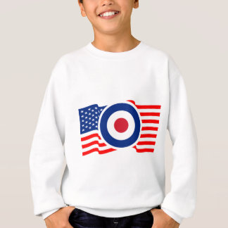 Roundel USA Target Graphic Sweatshirt