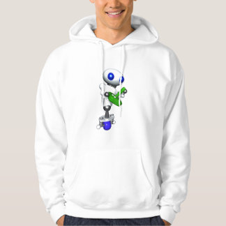 ROUNDER PLAYING VIDEOGAMES HOODIE