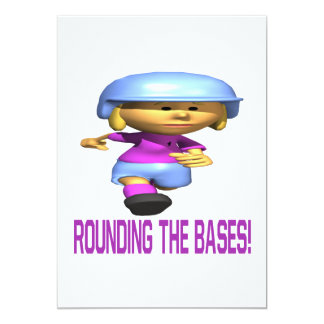 Rounding The Bases Card