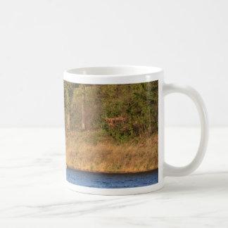 Rounding The Mark Coffee Mug