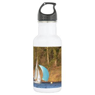Rounding The Mark 18oz Water Bottle