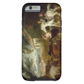 Rounding up before the Storm, 1805 (oil on panel) Tough iPhone 6 Case