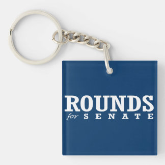 ROUNDS FOR SENATE 2014 ACRYLIC KEY CHAIN