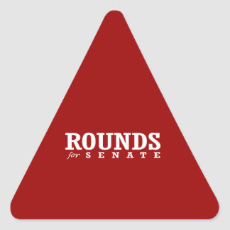 ROUNDS FOR SENATE 2014 STICKERS