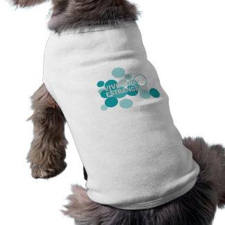 roupinha para cachorro shirt