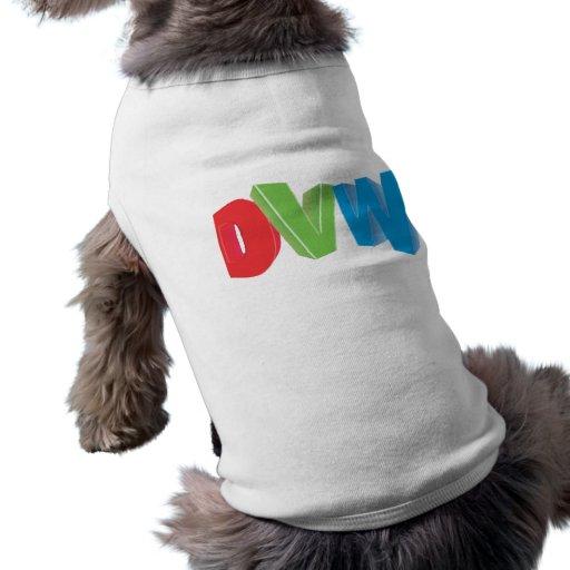 Roupinha para seu dog playera sin mangas para perro