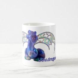 Rourke : Dragonling : a Dragon Mug by Faerydae