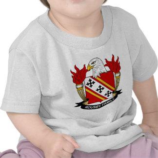 Rousby Family Crest T-shirt