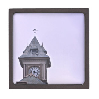 Rouss City Hall at Twilight Jewelry Box