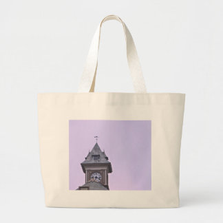 Rouss City Hall at Twilight Large Tote Bag