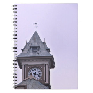 Rouss City Hall at Twilight Notebook