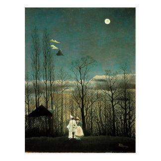 Rousseau - Carnival Evening Postcard
