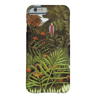 Rousseau - Exotic Landscape Barely There iPhone 6 Case