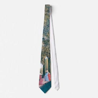 Rousseau - los jardines de Luxemburgo Corbatas Personalizadas