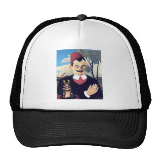 Rousseau - Portrait of Pierre Loti Trucker Hat