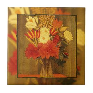 Rousseau, ramo de Flowers (1909) Teja