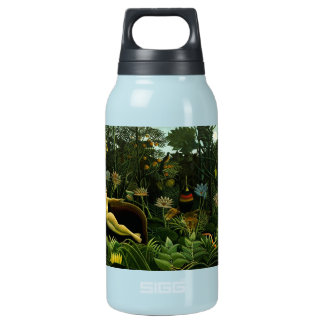 "Rousseau's ""The Dream"" Insulated Water Bottle"