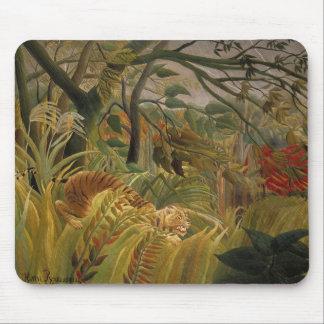 Rousseau's Tiger mousepad