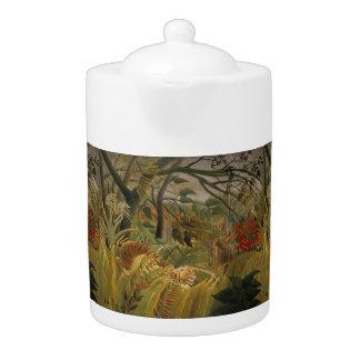 Rousseau's Tiger teapot