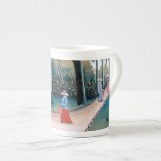 Rousseau - The Luxembourg Gardens Tea Cup