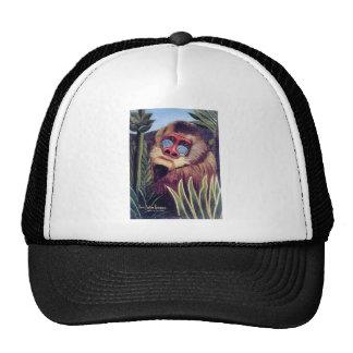 "Rousseau's ""Mandrill in the Jungle"" (circa 1909) Trucker Hat"