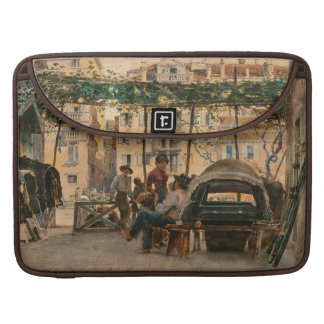Roussoff's Venice MacBook sleeves