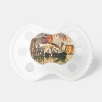 Roussoff's Venice pacifier