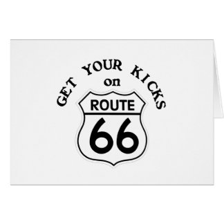 route66 card