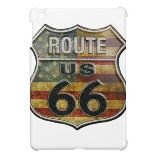 route66flag case for the iPad mini