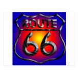 Route66Metal Postales