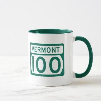 Route 100, Vermont, USA Mug