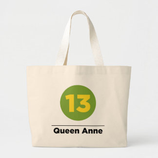 Route 13 large tote bag