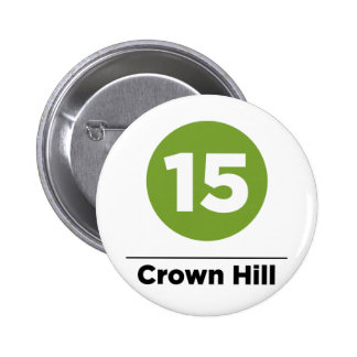 Route 15 - Crown Hill Pin