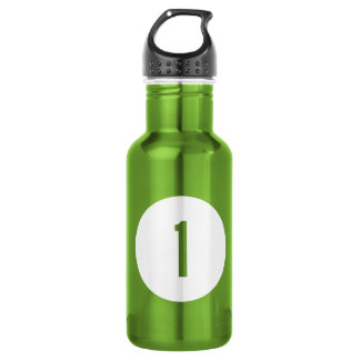 Route 1, Delaware, USA Stainless Steel Water Bottle