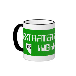 Route 375 Extraterrestrial Highway Mug