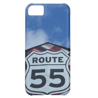 route 55 iPhone 5C cases