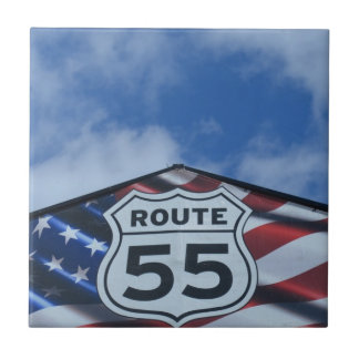 route 55 ceramic tiles