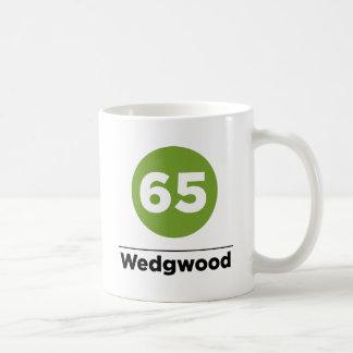 Route 65 coffee mug