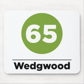 Route 65 mouse pad