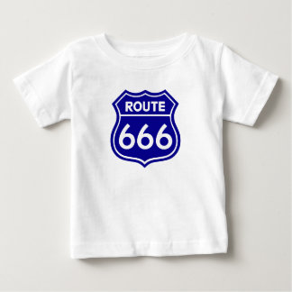 Route 666 baby T-Shirt