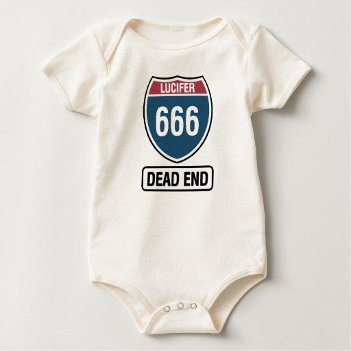 Route 666 romper