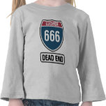 Route 666 t shirt