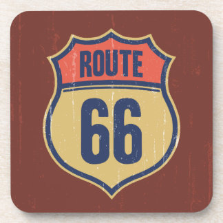 Route 66 -1014 coaster