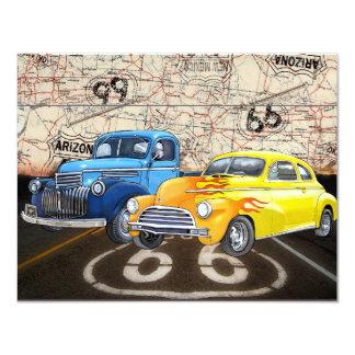Route 66 - #2 - SRF Card