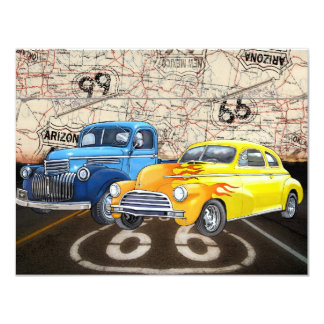 Route 66 - #2 - SRF Personalized Invite