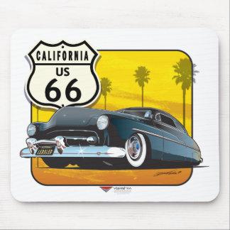 Route 66 - 50 Mercury Mouse Pad